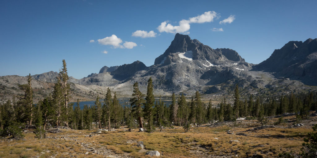 Thousand Island Lake and Banner Peak