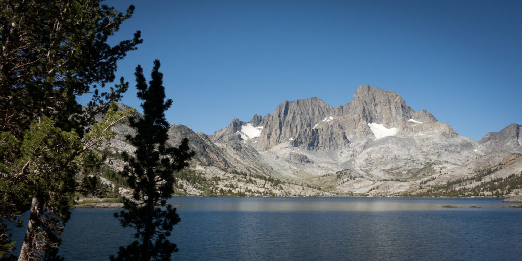 Garnet Lake, High Sierra