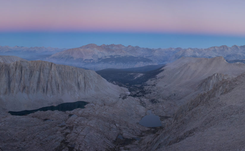 Day 19 – Mt. Whitney